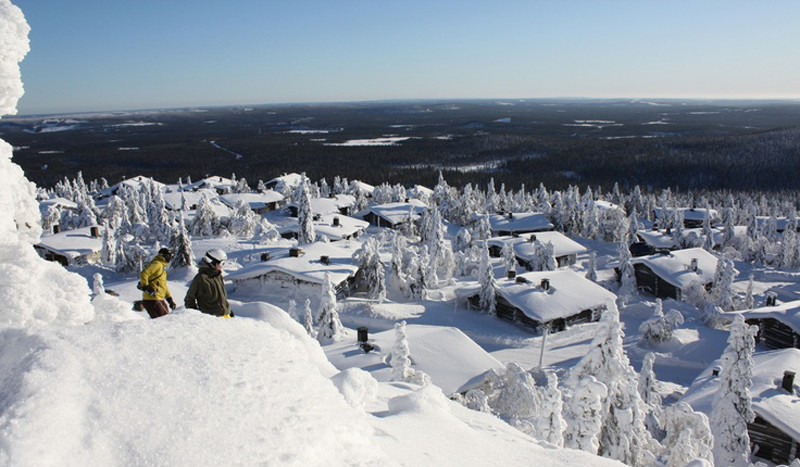 chalets Finland