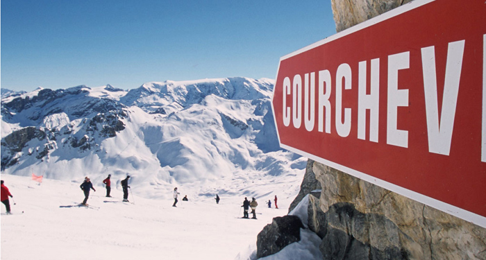 courcheval sign
