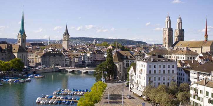 city of zurich